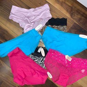 Brand new women's underwear Victoria secret & pink